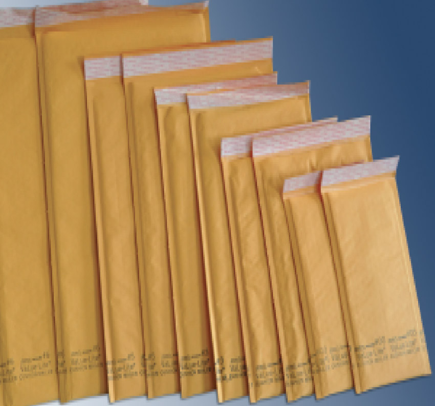 Generic protective manilla envelopes for mailing